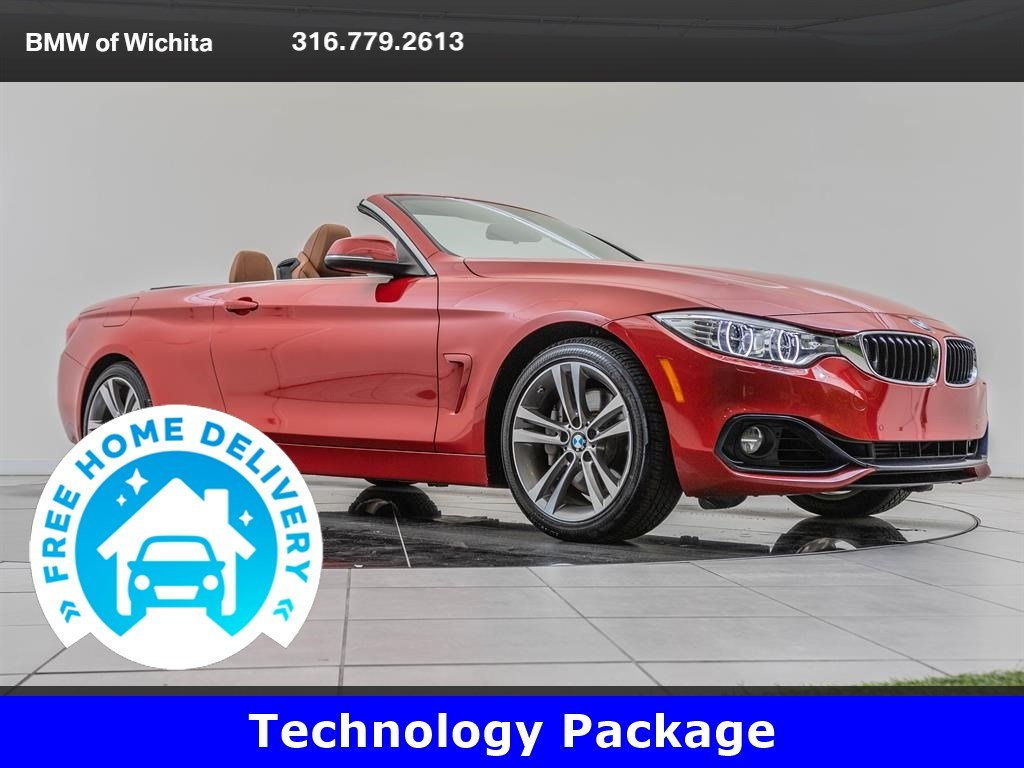 Pre-Owned 2016 BMW 4 Series Technology Package