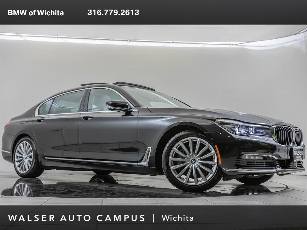 Pre-Owned 2017 BMW 7 Series 2017 BMW 740 I XDRIVE (A8) 4DR SDN AWD