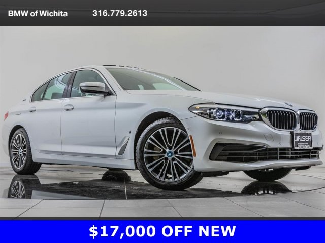 Pre-Owned 2019 BMW 5 Series 530e xDrive, Hybrid