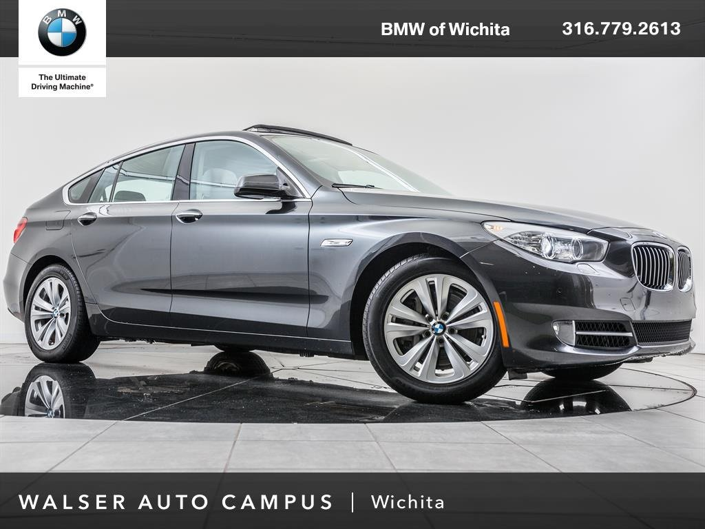 Pre-Owned 2010 BMW 5 Series Gran Turismo 535i, Navigation, Heated Front Seats, SiriusXM