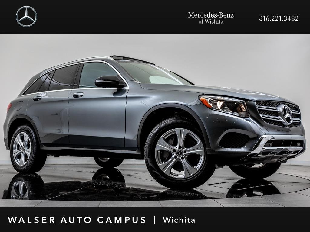 Certified Pre-Owned 2018 Mercedes-Benz GLC GLC 300 4MATIC®, Certified Pre-Owned, Pano Roof