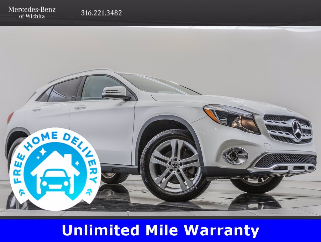 Pre-Owned 2019 Mercedes-Benz GLA Premium Package