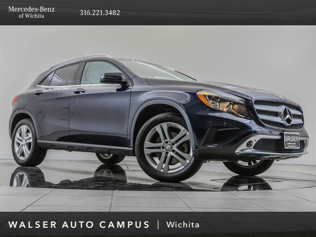 Pre-Owned 2017 Mercedes-Benz GLA GLA 250 4MATIC®