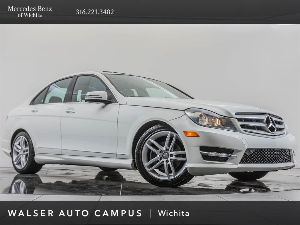 Pre-Owned 2012 Mercedes-Benz C-Class C 300 Sport