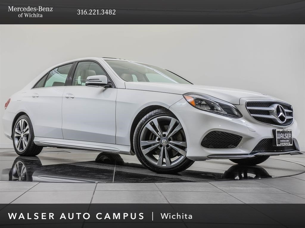 Pre-Owned 2014 MERCEDES-BENZ E350W E350 Sport, Premium Package