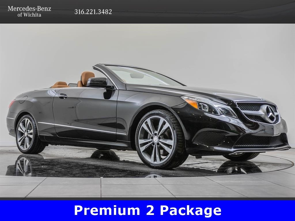 Pre-Owned 2017 Mercedes-Benz E-Class E 400, Premium 2