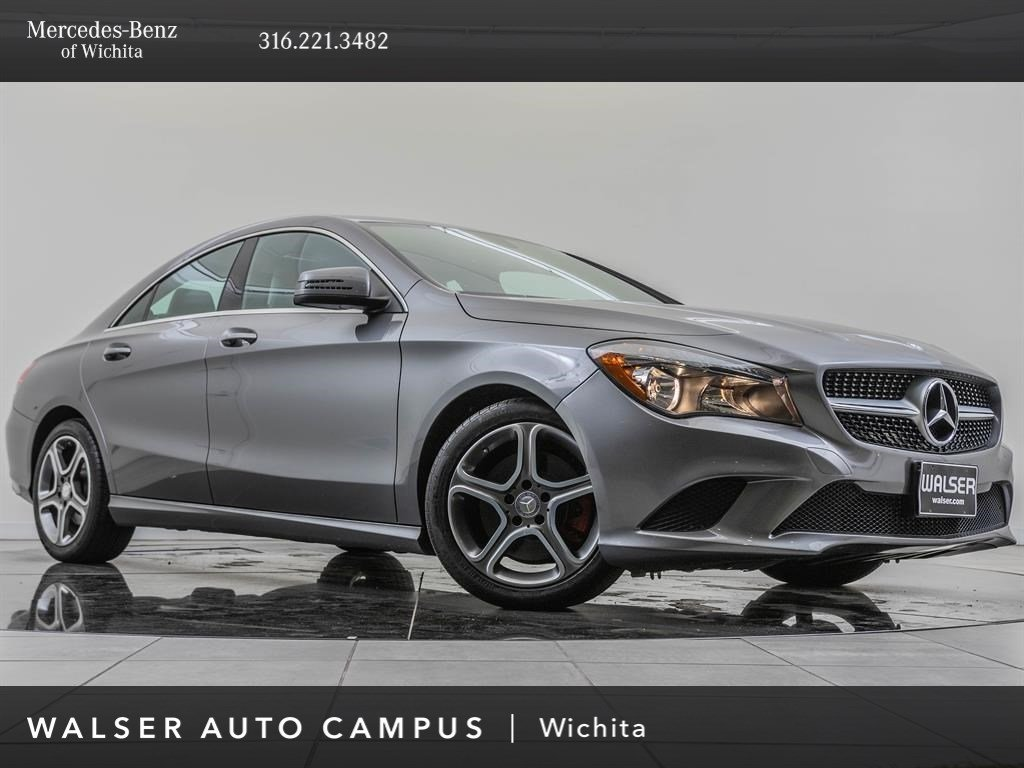 Pre-Owned 2014 Mercedes-Benz CLA CLA250 4MATIC®, Navigation, Premium 1 Package