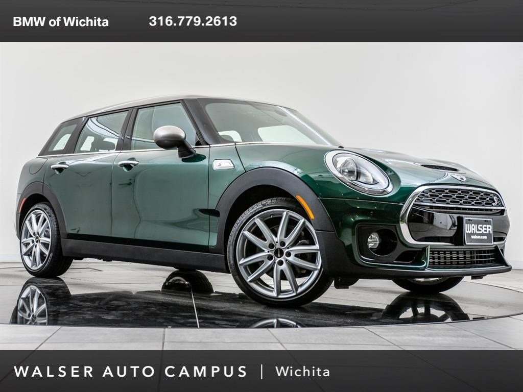 Certified Pre-Owned 2017 MINI Clubman Cooper S, MINI Certified, Navigate, harman/kardon