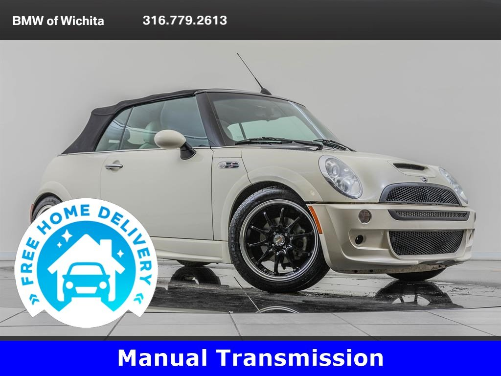 Pre-Owned 2006 MINI Cooper Convertible Premium Package