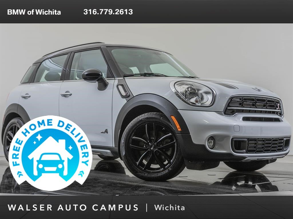 Pre-Owned 2016 MINI Cooper S Countryman Cold Weather Package