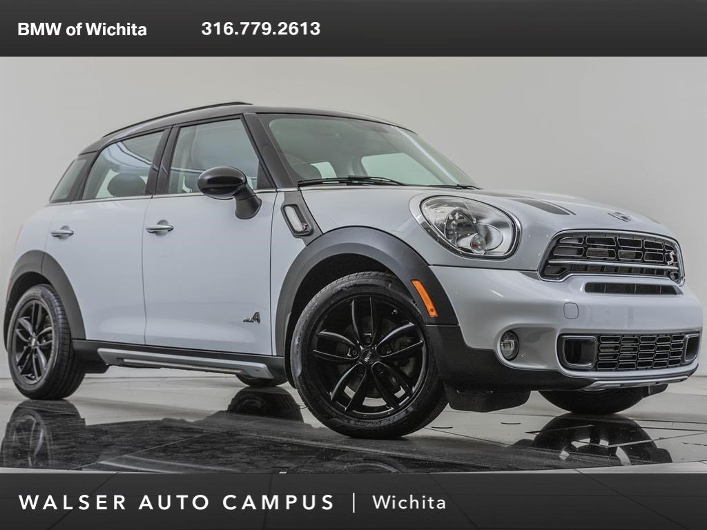 Pre-Owned 2016 MINI Cooper Countryman Factory Wheel Upgrade, Cold Weather Package