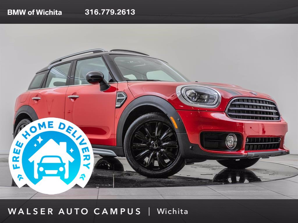 Pre-Owned 2019 MINI Cooper Countryman Iconic Trim Package