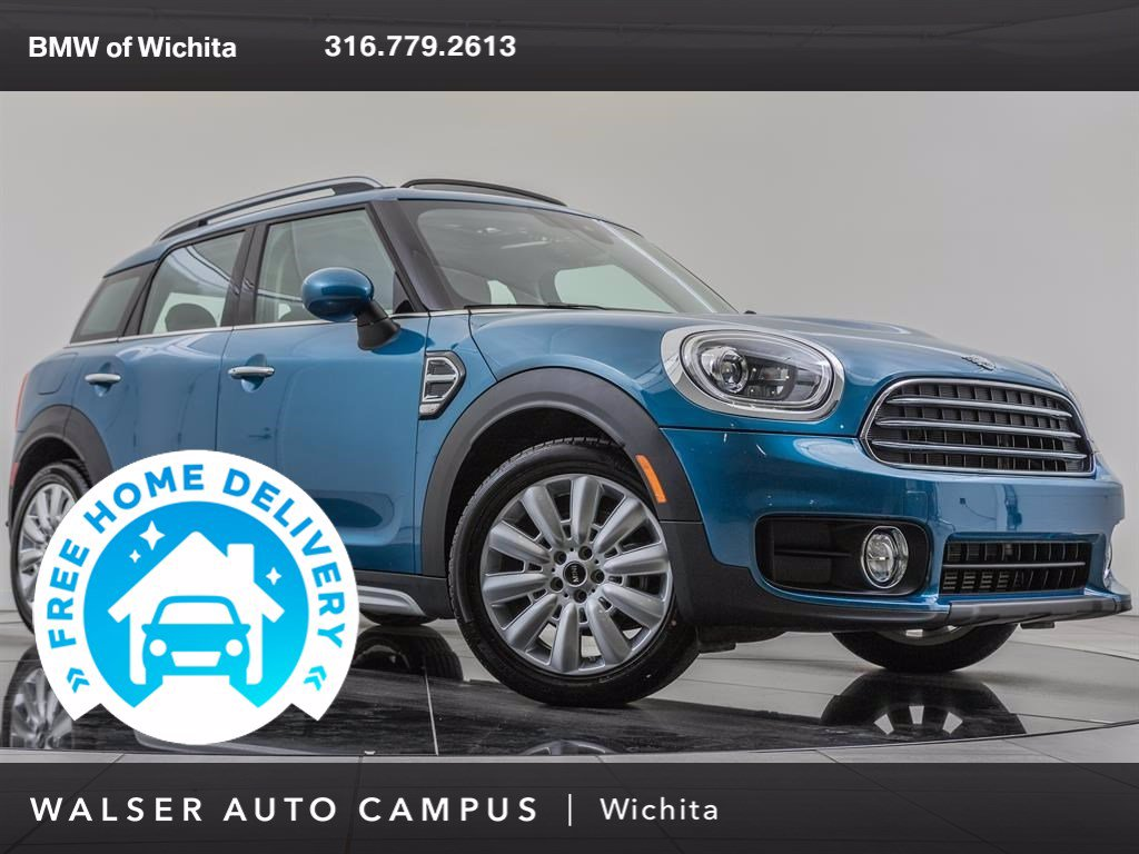 Pre-Owned 2019 MINI Cooper Countryman Signature Trim Package