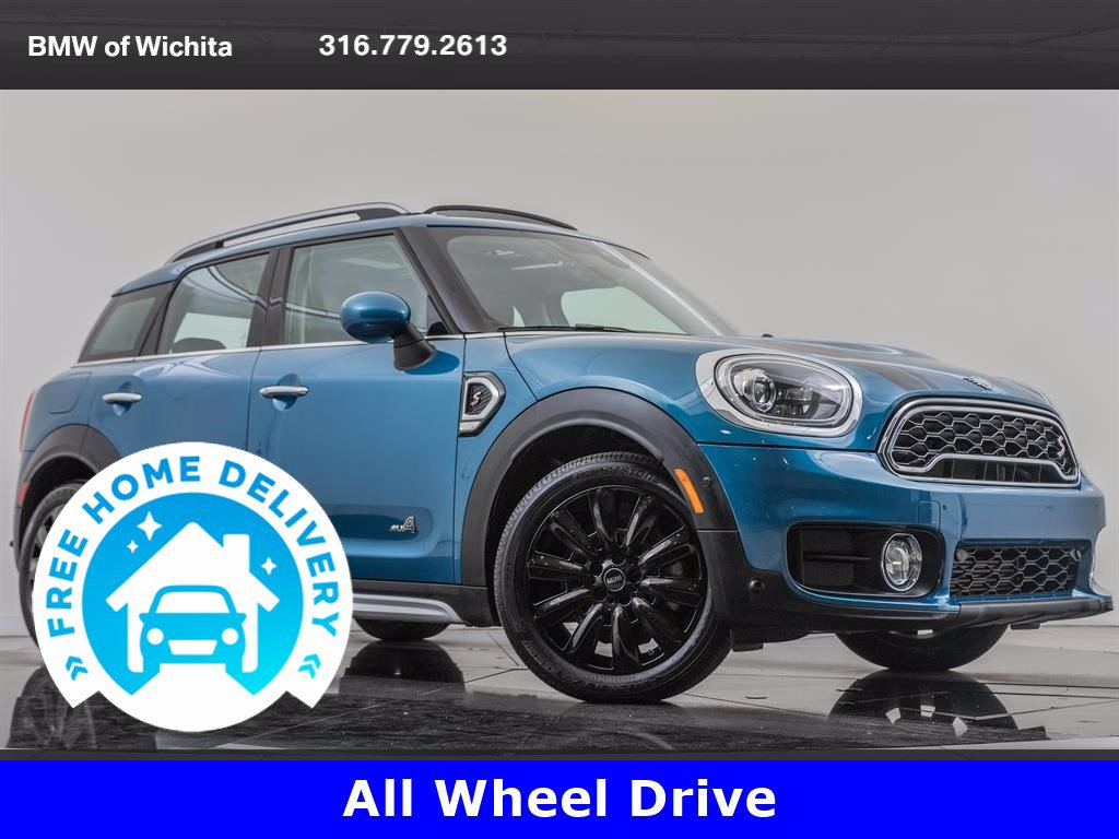 Pre-Owned 2019 MINI Cooper S ALL4 Countryman Signature Trim Package