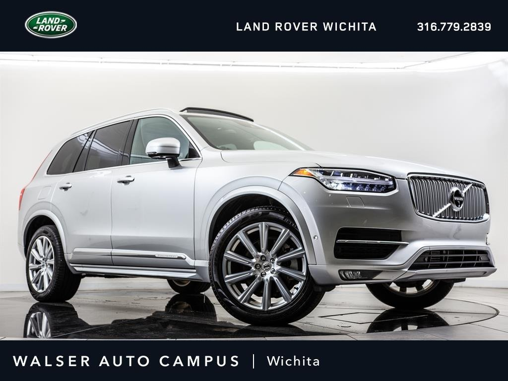 Pre-Owned 2017 Volvo XC90 Naviigation, Moonroof, Rear View Camera