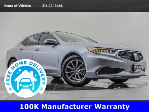 Pre-Owned 2018 Acura TLX Navigation, Technology Package