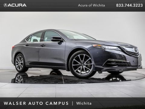 Pre-Owned 2015 Acura TLX Certified Pre-Owned, Technology Package Navigation