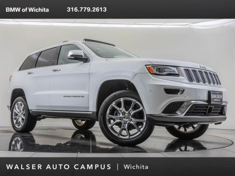 Pre-Owned 2016 Jeep Grand Cherokee SUMMITT