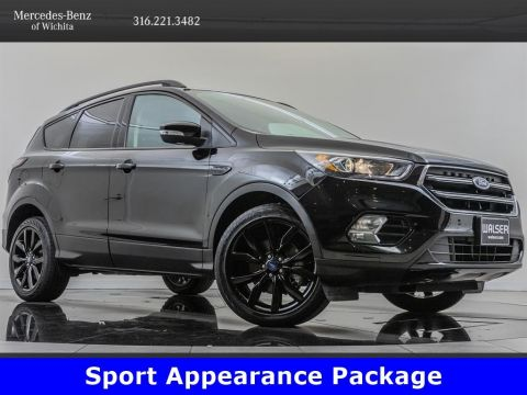 Pre-Owned 2017 Ford Escape Titanium, Sport Appearance Package