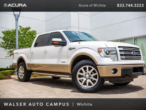 Pre-Owned 2013 Ford F-150 XLT King Ranch Navigation, Backup Camera