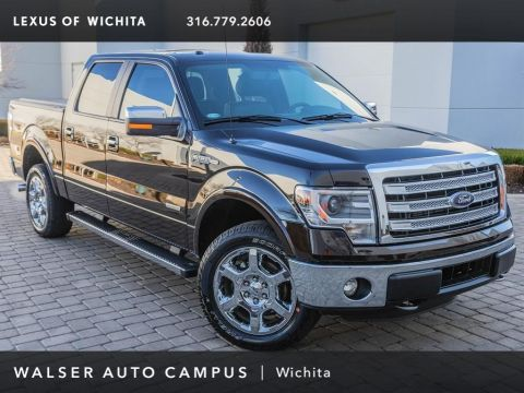 Pre-Owned 2014 Ford F-150 Lariat, Lariat Chrome Package
