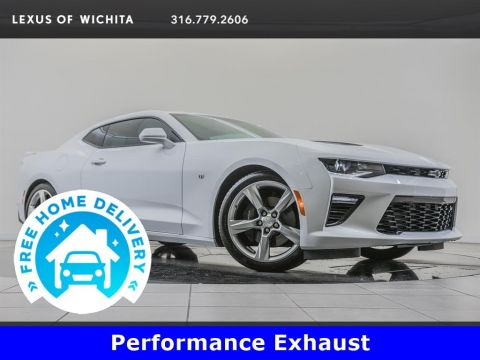 Pre-Owned 2017 Chevrolet Camaro SS Navigation