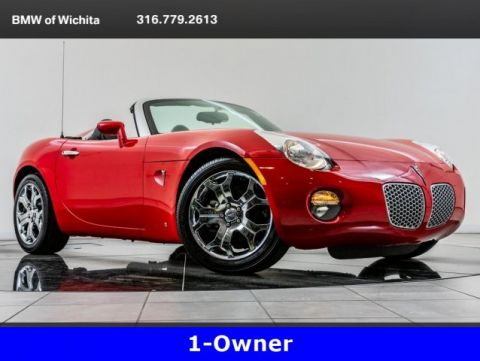 Pre-Owned 2006 Pontiac Solstice Local 1-Owner