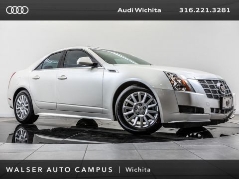 Pre-Owned 2013 Cadillac CTS Sedan Luxury, Navigation, BOSE, Sunroof