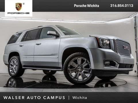 Pre-Owned 2016 GMC Yukon Denali, Moonroof, Navigation, Rear Entertainment