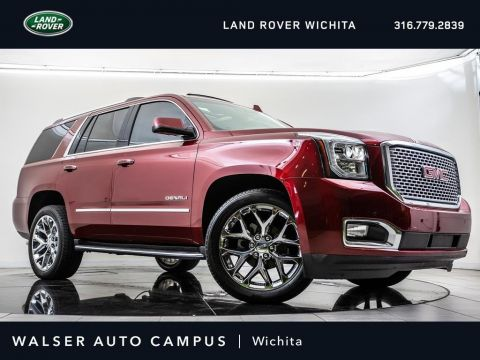 Pre-Owned 2016 GMC Yukon Denali, Navigation, Moonroof, BOSE Centerpoint
