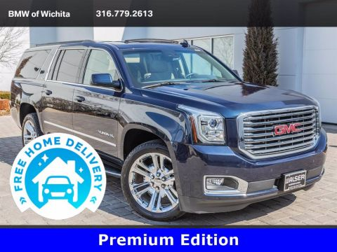Pre-Owned 2017 GMC Yukon XL Open Road Package