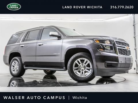 Pre-Owned 2015 Chevrolet Tahoe LS Bluetooth, Rearview Camera with Park Assist
