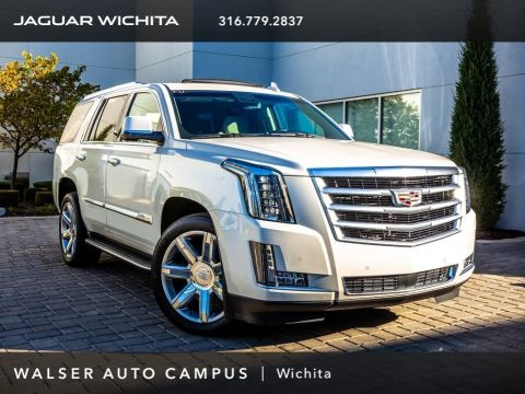 Pre-Owned 2015 Cadillac Escalade Premium, Rear Seat Entertainment, Navigation, BOSE