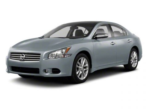 Pre-Owned 2011 Nissan Maxima 3.5 SV, Rear View Monitor, Bluetooth, Heated Seats