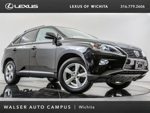 Certified Pre-Owned 2015 Lexus RX 350 L/ Certified, Navigation, Moonroof, Blind Spot Mon