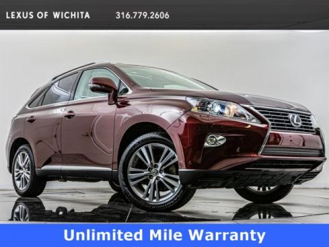 Certified Pre-Owned 2015 Lexus RX 350 Premium & Comfort Package