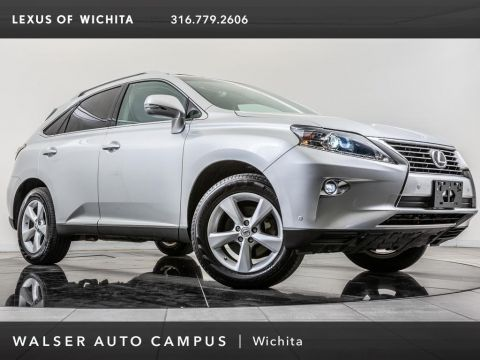 Certified Pre-Owned 2015 Lexus RX 350 L/ Certified, Navigation, Rear View Cam, Moonroof