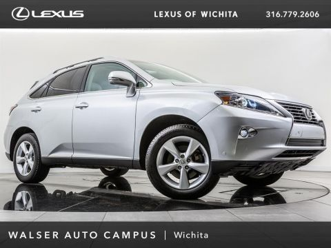 Pre-Owned 2015 Lexus RX 350 Navigation, Moonroof, Blind Spot Monitor, RV Cam