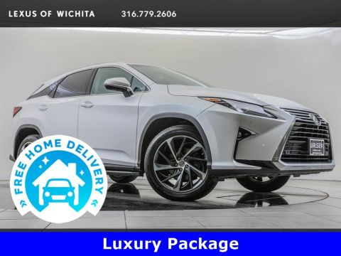 Pre-Owned 2017 Lexus RX 350 Luxury Package, Navigation