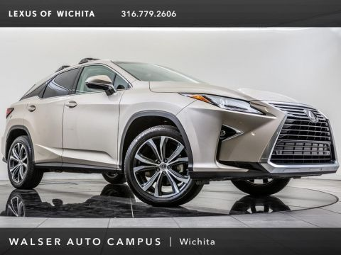 Certified Pre-Owned 2017 Lexus RX Navigation, Moonroof, Rear View Camera