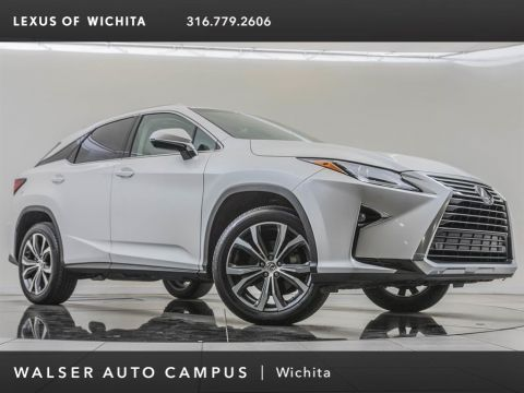 Pre-Owned 2017 Lexus RX Factory Wheel Upgrade, Navigation, Premium Package