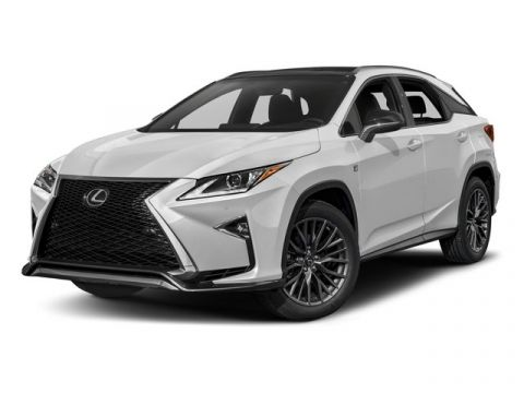 Pre-Owned 2018 Lexus RX F SPORT, Navigation, Moonroof, Rear View Camera