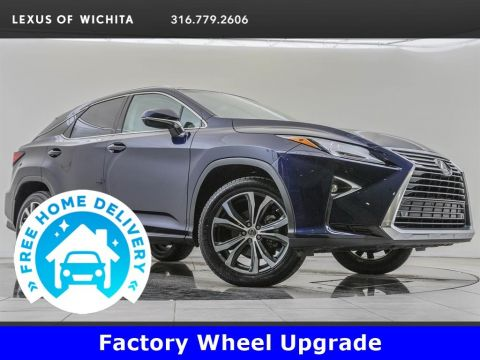 Pre-Owned 2017 Lexus RX 350 Navigation, Premium 1 Package