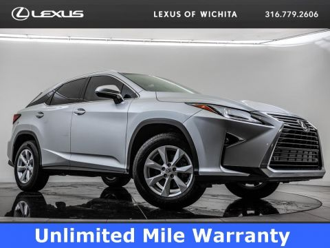 Certified Pre-Owned 2016 Lexus RX 350 2016 LEXUS RX 350 (A8) 4DR SUV 109.8 WB