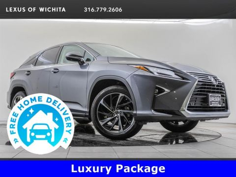Pre-Owned 2019 Lexus RX 350 Luxury Package, Navigation