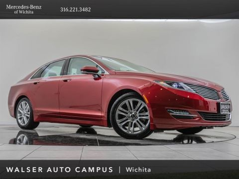 Pre-Owned 2015 Lincoln MKZ Equiment Group 101A Package