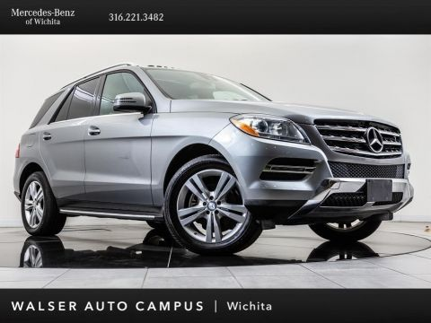 Certified Pre-Owned 2015 Mercedes-Benz M-Class ML 250 BlueTEC 4MATIC®, Certified Pre-Owned, Navi