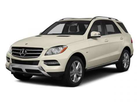 Pre-Owned 2014 Mercedes-Benz M-Class ML350 4MATIC®