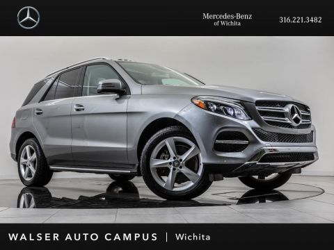 Pre-Owned 2016 Mercedes-Benz GLE 2016 MERCEDES-BENZ GLE 350 (A7) 4DR SUV 114.8 WB AWD