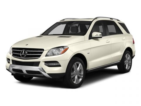 Pre-Owned 2015 Mercedes-Benz M-Class ML 350 4MATIC®, COMAND Navigation, Heated Front Sts